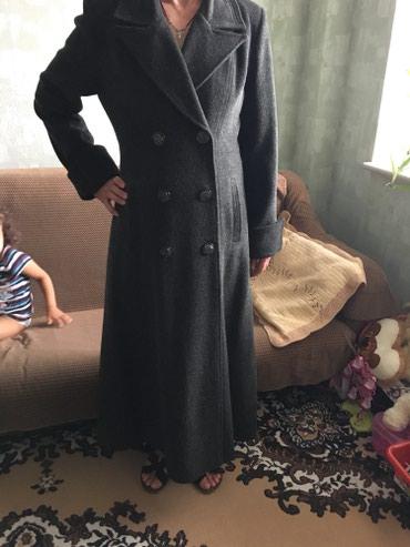 Пальто,  Италия кашемир размер 46 российский в Бишкек