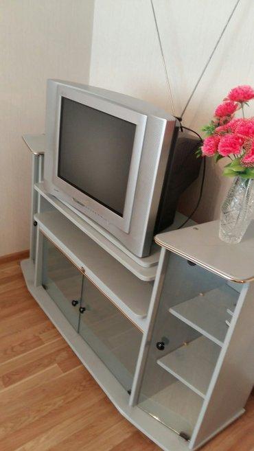 Bakı şəhərində Tecili Televizor ve altdigi ikisi bir yerde satilir tam islek