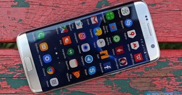 SAMSUNG GALAXY S7 EDGE 32GB  в Бишкек