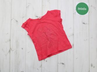 Детская одежда и обувь - Украина: Детская футболка на девочки   Длина: 34 см Пог: 28 см Нюансы: есть пя