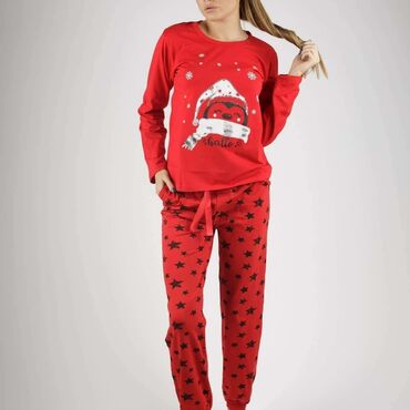 Prelepa pidžama+spavaćica. Ne propustite ovu ponuduVeličine L-XXL(Može