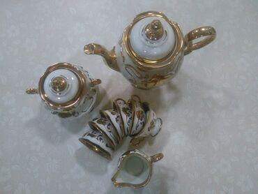 Qədimi çay dəstgahi, Kobalt, Polşa