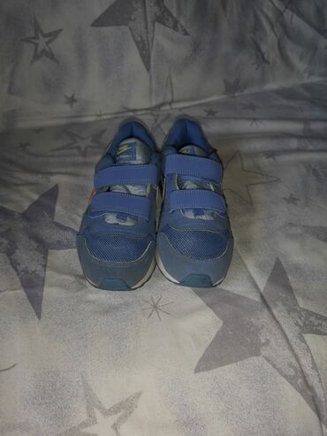 Dečije Cipele i Čizme - Crvenka: Platnene broj 34