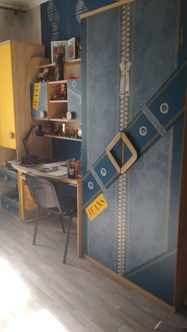 кофеварка с автоматическим капучинатором для дома в Кыргызстан: Гарнитур Любимый дом,,,джинс,,40тыс