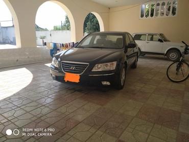 Hyundai Ağcabədida: Hyundai Sonata 2.4 l. 2008 | 98000 km