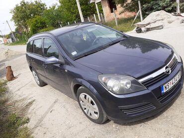 Opel | Srbija: Opel Astra 1.9 l. 2006 | 321000 km