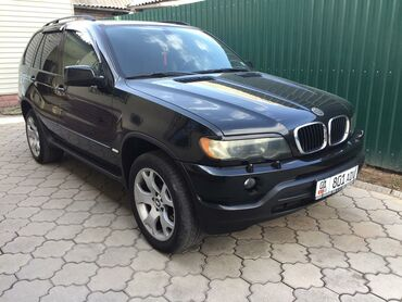 BMW X5 3 л. 2003 | 333000 км