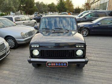 niva satilir - Azərbaycan: VAZ (LADA) 4x4 Niva 1.7 l. 2014 | 89000 km