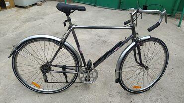 Спорт и хобби - Бостери: Продаю советский велосипед ХВЗ Турист!!! В хорошем состоянии!!Обмен не