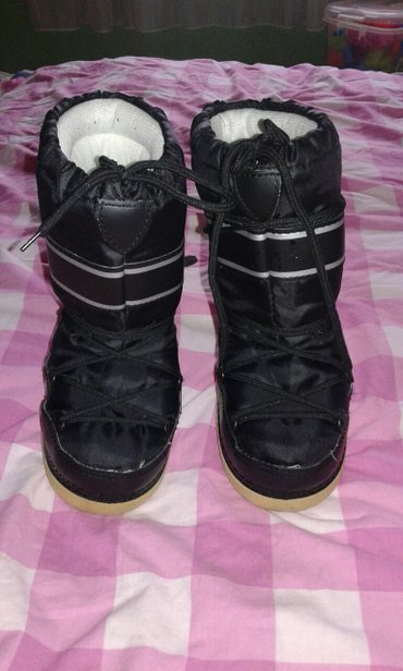 Zimske cizme za decake br. 29-31, ocuvane, mekane, tople, unutrasnje - Smederevo
