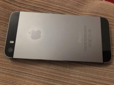 Продаю iphone 5s, цвет grey, 16gb, в отличном в Бишкек