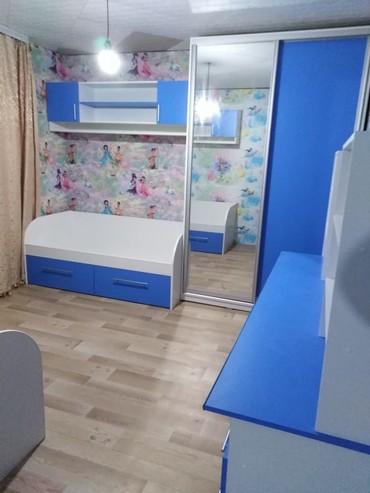 Мебель для детей, кровать письменный стол