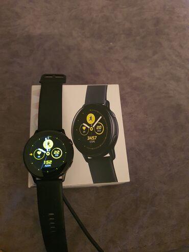 smart saati - Azərbaycan: Orijinal Samsung qol saatı. Satış qiyməti 450 AZN. Qutusu, passportu