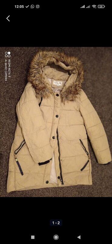 Куртки женские, размер S-M, в хорошем состоянии, тёплые, удлинённый