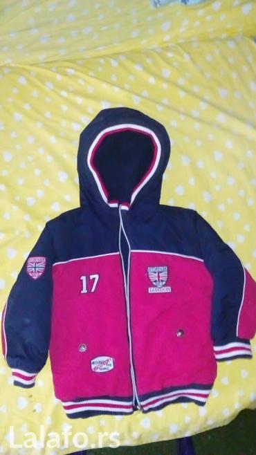 Dečija discovery zimska jaknica, veličina 4, bez - Vrnjacka Banja
