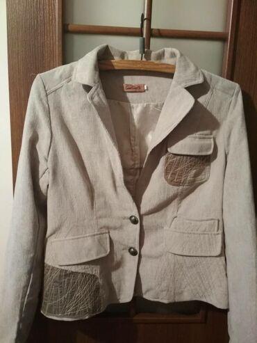 Пиджак вельветовый на подкладке, размер цена 100 сом