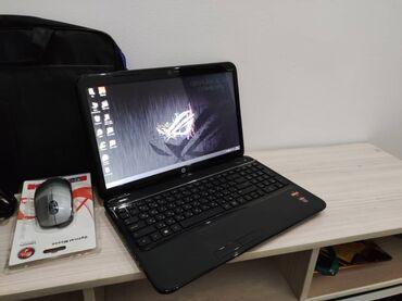 Компьютеры, ноутбуки и планшеты - Бишкек: Мощный и шустрый ноутбук, HPСвежая модель.AMD a10-4 поколение