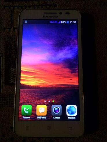 Lenovo в Кыргызстан: Продаю телефон lenovo состаяние хорошее Реальному покупателю уступлю