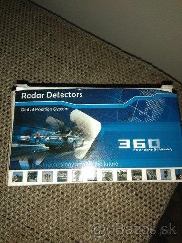 Radar detektor novo (akcija) овај радар може детектовати било који - Nova Pazova