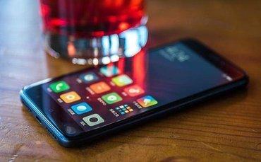 полный комплект + чехол в подарок xiaomi redmi 4x. идеальный смартфон  в Джалал-Абад