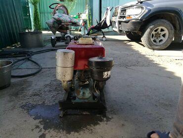 Другие товары для дома в Ак-Джол: Продаю дизельный двигатель 1 цилиндровый мощьностью 5.7 киловатт(7.7