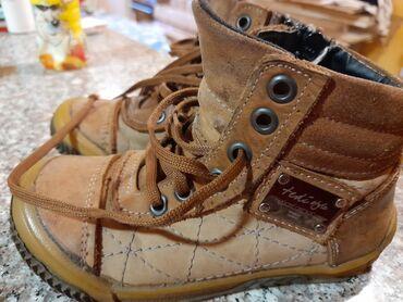 Dečija odeća i obuća - Cacak: Decije cipele 27 br obuvene par puta