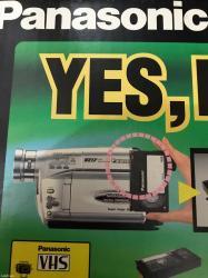 Bakı şəhərində Salamuneleykum. Video kamera orjinal profsional kameradı. Az isdifade
