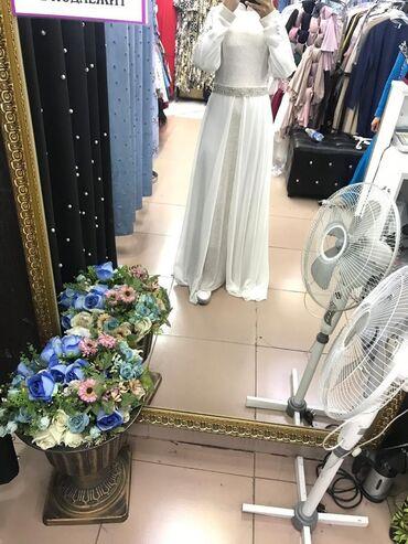 Продаю платье можно мусульманке полностью закрытое Вечернее брала за