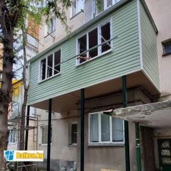 Предоставляем услуги утепления балконовВсе разновидности