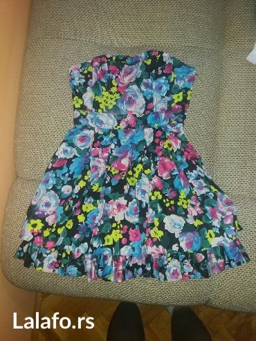 H&m haljina,veoma kvalitetna, nošena 2 puta, veličina s. Ima i bre - Kragujevac