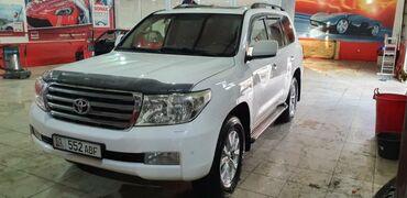 запчасти toyota corolla в Кыргызстан: Toyota Land Cruiser 4.5 л. 2010