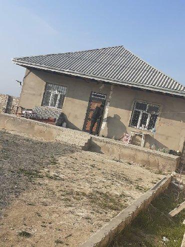 4 otaqlı həyət evi - Azərbaycan: Satış Evlər : 80 kv. m, 3 otaqlı