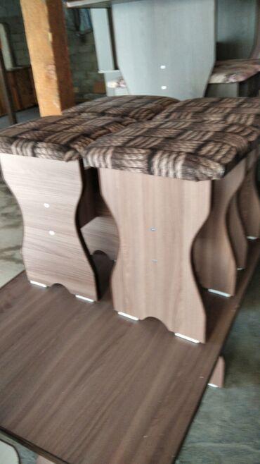 Кухонный стол табуретка