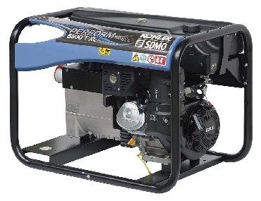 Işıq generatoru - Azərbaycan: Generator SDMO Generator Perform
