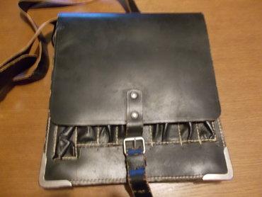 Ostalo | Lazarevac: Kožna električarska torba za alat dimenzija 25x27cm. Nije nova ali je