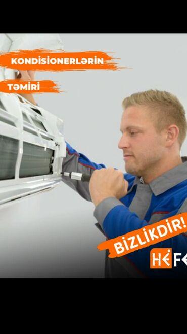 Kondisioner ustasi bakida - Азербайджан: Ремонт | Кондиционеры | С гарантией