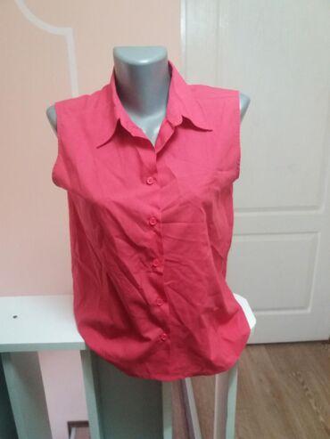 Košulje i bluze | Pozarevac: Kosulja bez rukava .boja roze.velicina 38/40.obucena par puta. super