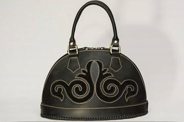 Косилка ручная - Кыргызстан: Женская сумочка из 100% натуральной кожи, ручной работы