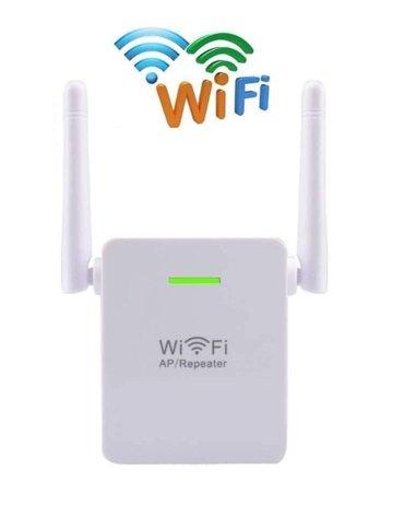 Wifi ruter 300mbps Podržava tri moda Router / AP / Repeater - Beograd
