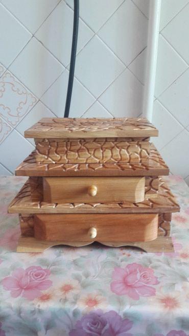Продаю деревянную шкатулку. новая. в Бишкек