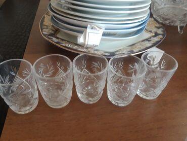 Посуда - Кыргызстан: Хрусталь, все за 1500, срочно, переезжаем, Ватсап