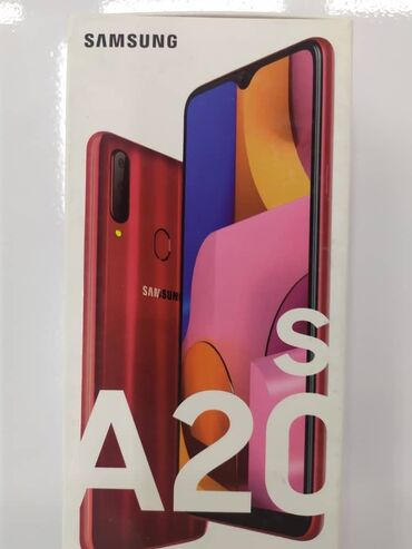 sale odezhda в Кыргызстан: Новый Samsung A20s 32 ГБ Черный
