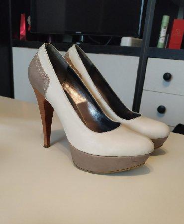 Ženska obuća | Plandište: Cipele nošene nekoliko puta, veoma udobne.Visina štikle je skoro 12