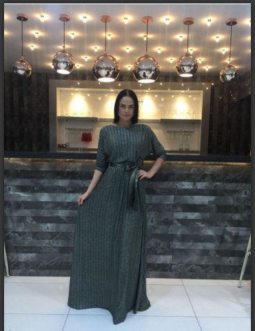 Платье турецкое, размер 46. цена 4000сом в Бишкек
