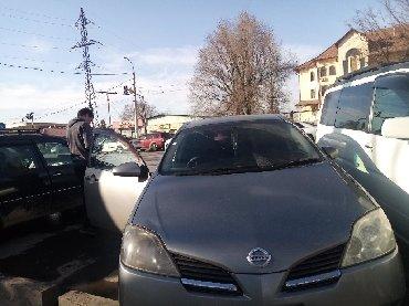 Nissan - Лебединовка: Nissan Primera 2 л. 2003 | 147835 км