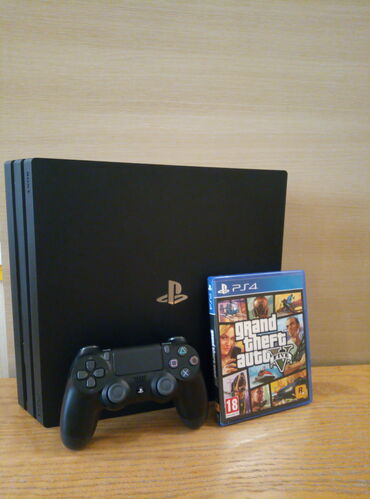 PS4 PRO и ГТА5 PS4 PRO və GTA5 . Сильнейшую в самой популярной линии