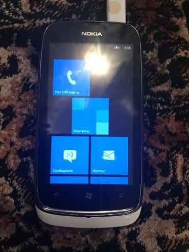 Nokia Sumqayıtda: Nokia lumia 610 ela veziyyetdedi hec bir problemi yoxdu