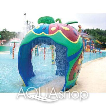 Куплю-бассейн - Кыргызстан: Аттракционы для бассейнов. Детская тематика. Под заказ