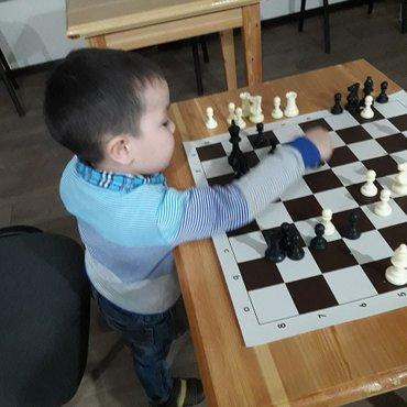 хотите научить своих детей играть в шахматы? приводите его в наш в Бишкек