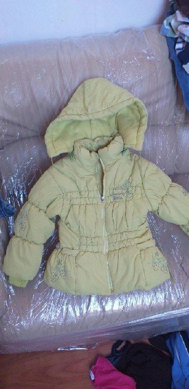 H-m-zelena-kosulja-sa-kristalnim-detaljbroj - Srbija: Jaknica za 3 god. (duzina 41cm) boja zelena